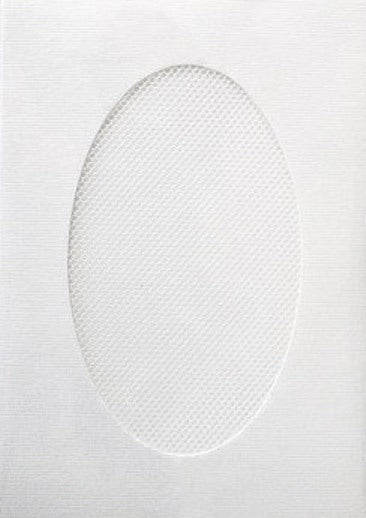 Pontura Card Set -3 cards/envelopes - Oval - 2