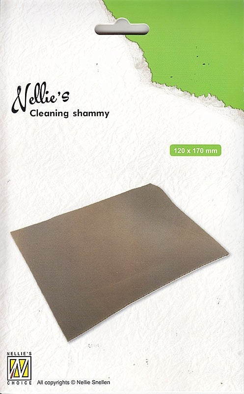 Shammy Cleaning Towel