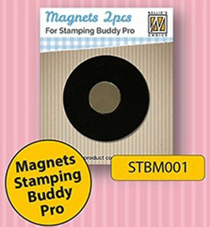 Nellie's Choice Magnets for Stamping Buddy Pro