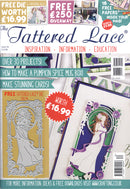The Tattered Lace Magazine Issue 34 with FREE Evelyn Die