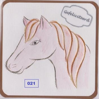 Laura's Design Digital Embroidery Pattern - Horse