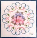 Laura's Design Digital Embroidery Pattern - Soft Circle Frame