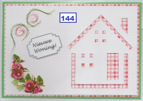 Laura's Design Digital Embroidery Pattern - Home
