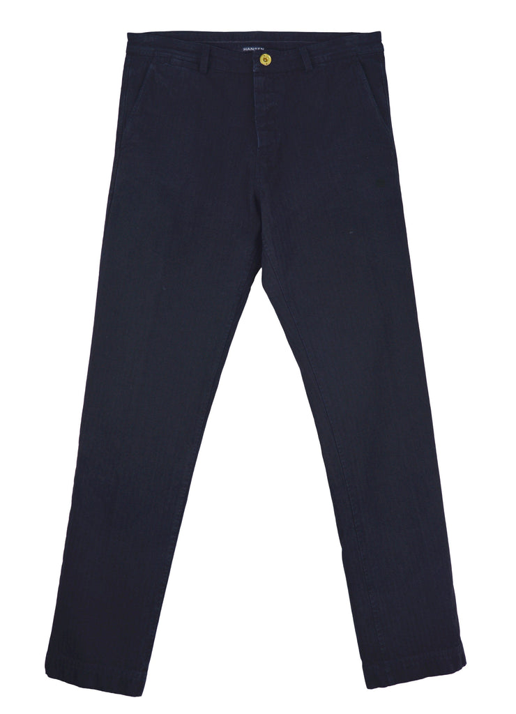 FRED | Regular Fit Trousers | Navy