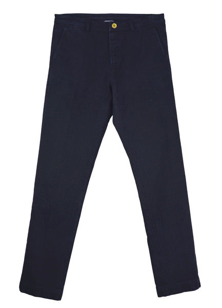 FRED | Regular Fit Trousers | Navy | €185