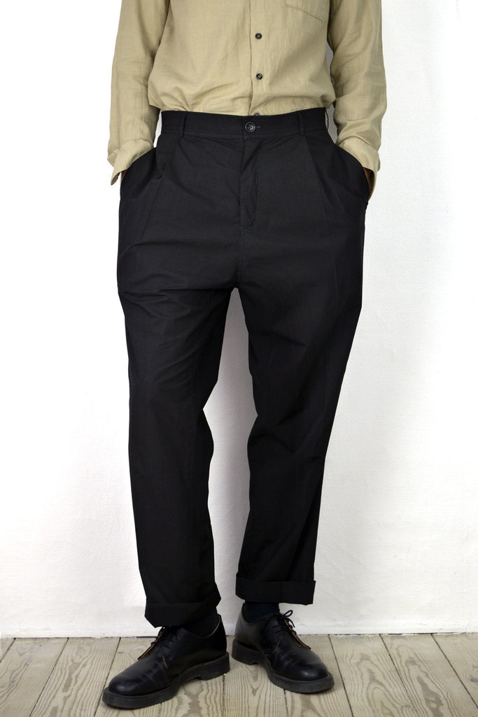 EIGIL Wide Work Trousers