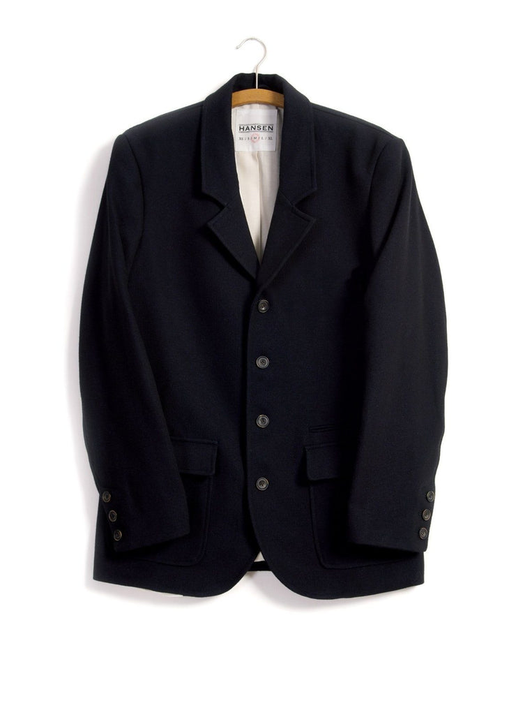 ADAM | Classic 4-Button Blazer | Deep Indigo | €450 -HANSEN Garments- HANSEN Garments