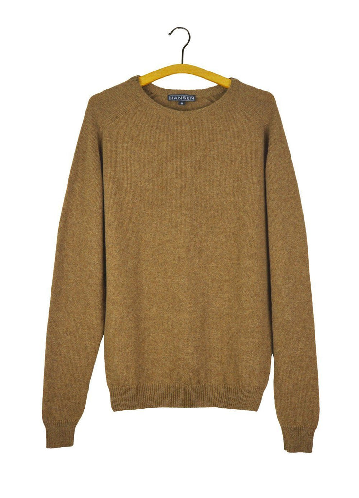 HANSEN Garments - ALLAN | Knitted Crewneck Sweater | Autumn - HANSEN Garments