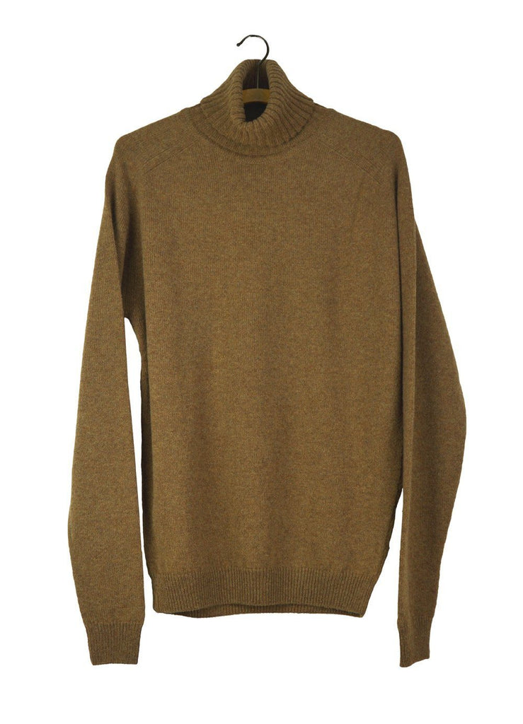HANSEN Garments - ALVIN | Knitted Turtleneck | Autumn - HANSEN Garments