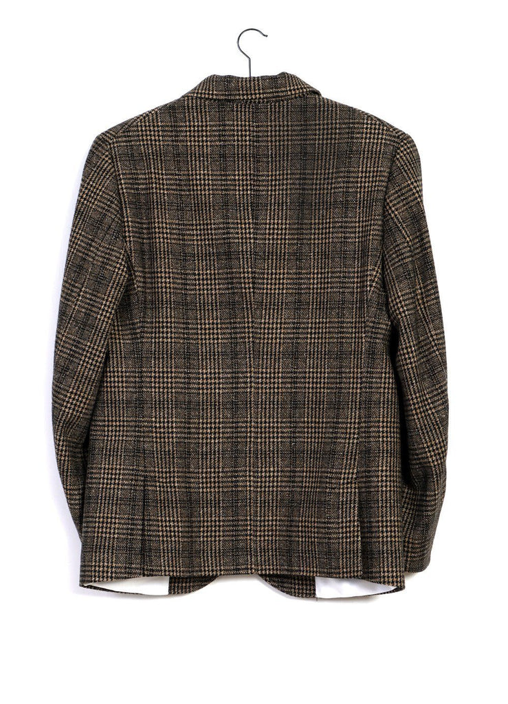 HANSEN Garments - ANKER | Four Button Classic Blazer | Checkered - HANSEN Garments