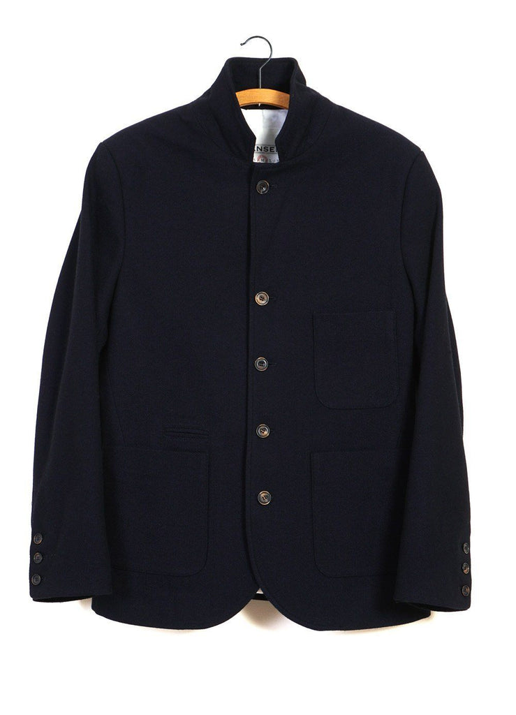 HANSEN Garments - ANKER | Four Button Classic Blazer | Deep Indigo - HANSEN Garments
