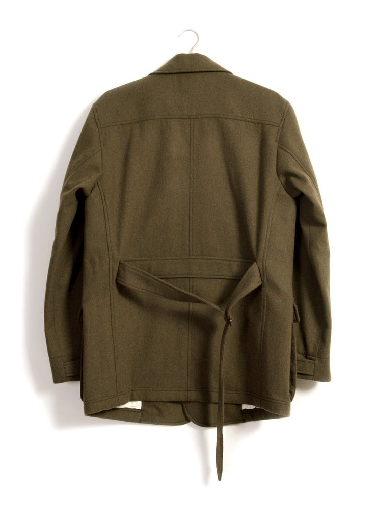 ARVE | Cargo Pockets Winter Jacket | Olive | €470 -HANSEN Garments- HANSEN Garments