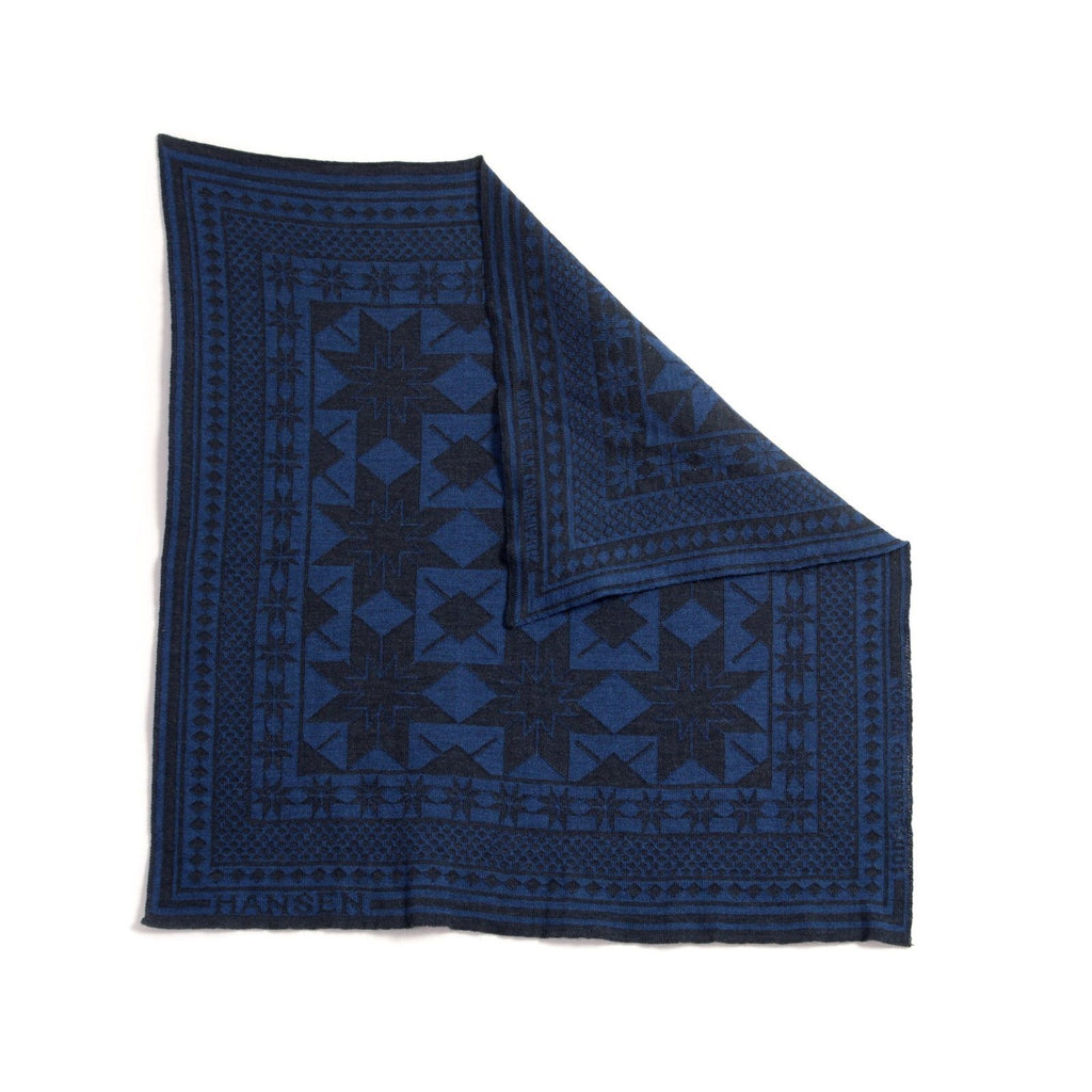 BANDANA TWO | Snow | Blue-Grey | €95 -HANSEN Garments- HANSEN Garments