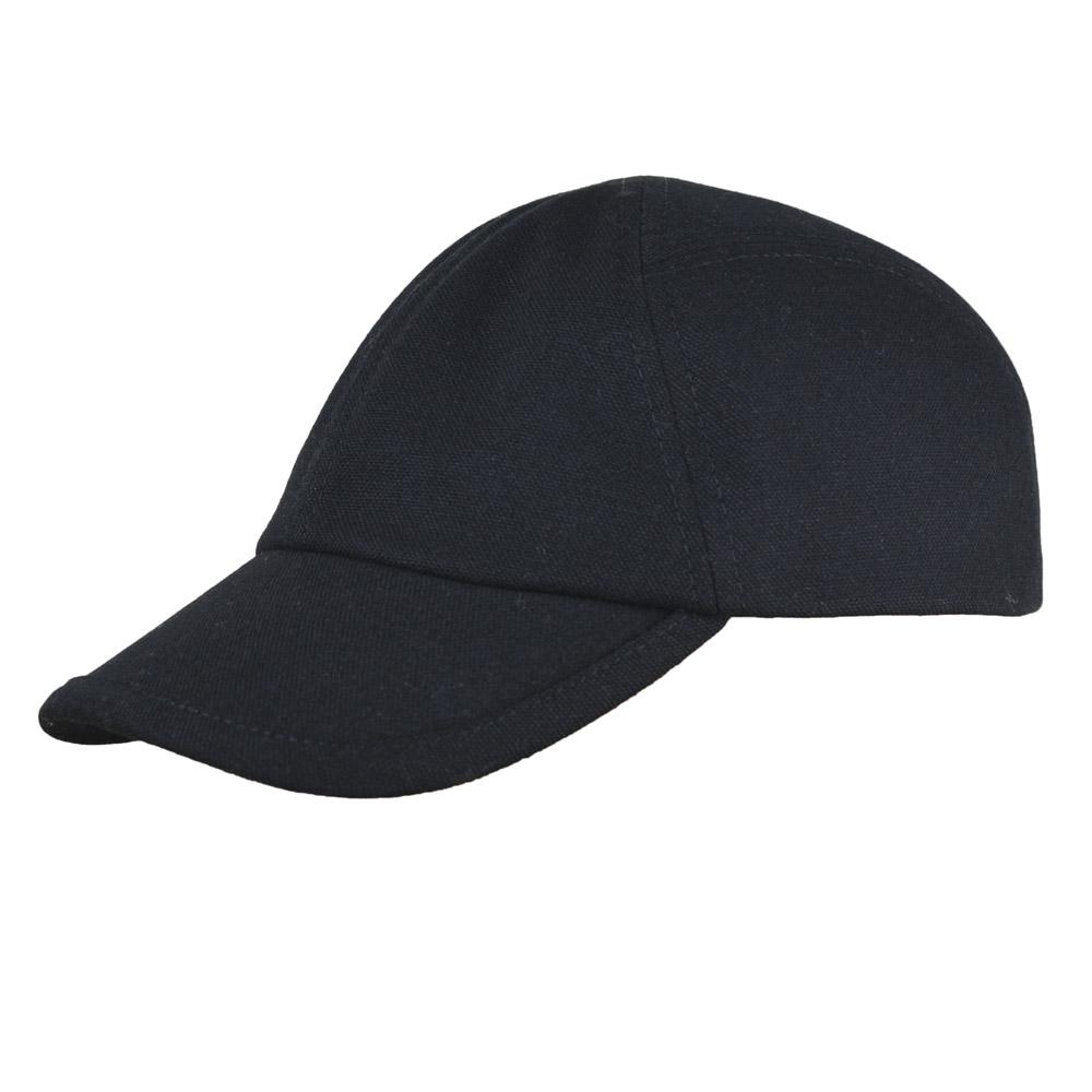 BOB | Baseball Cap | Black | €95 -HANSEN Garments- HANSEN Garments
