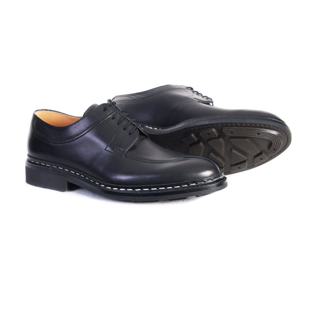 CATALPA | Leather Derby Shoe | Black | €460 -Heschung- HANSEN Garments