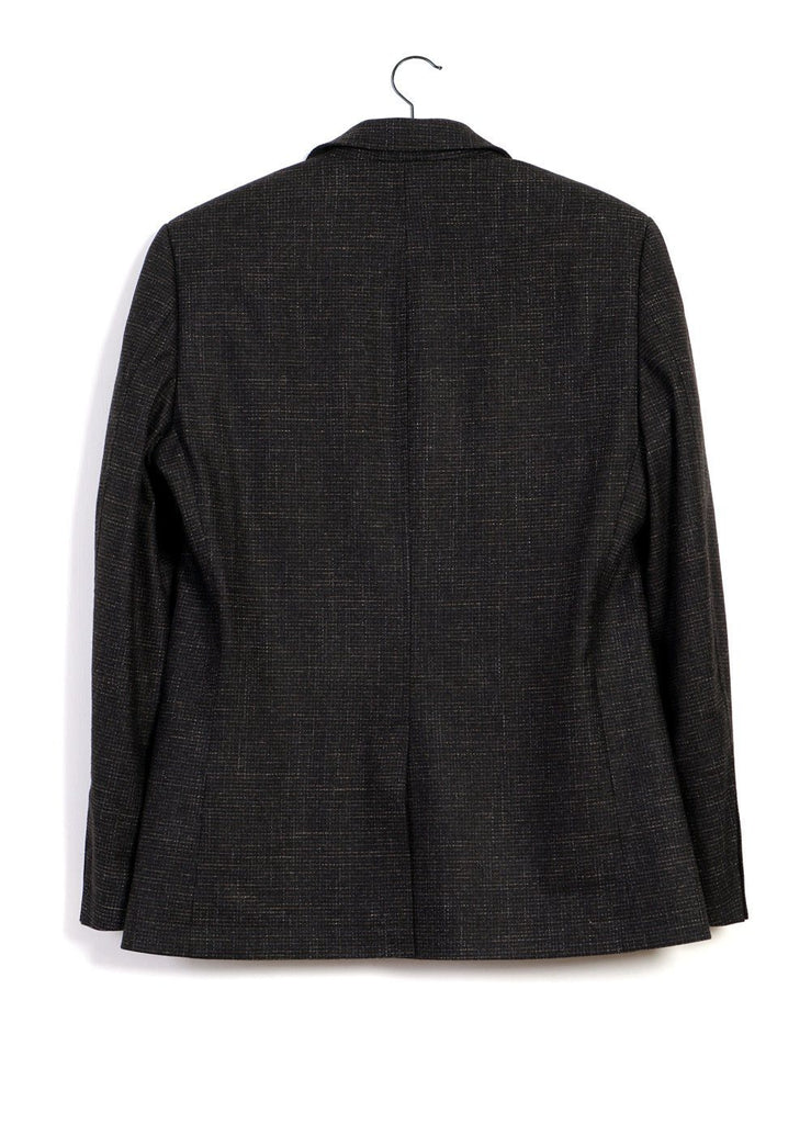HANSEN Garments - CHRISTOFFER | Classic Two Button Blazer | Macchiato - HANSEN Garments