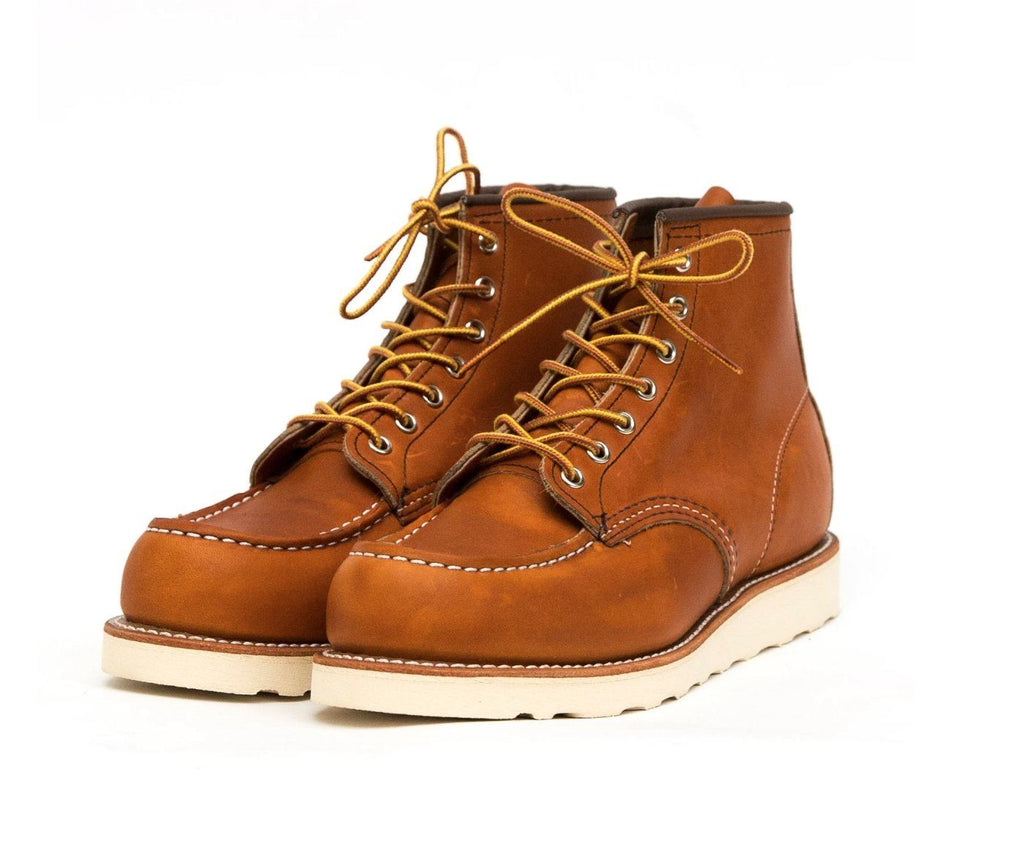RED WING - CLASSIC MOC | 6-inch | Oro Legacy - HANSEN Garments