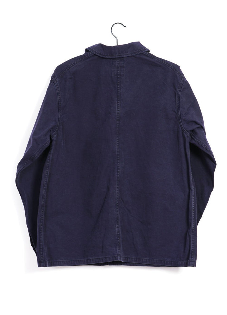 DANTON - COTTON SERGE | Work Jacket | French Blue - HANSEN Garments