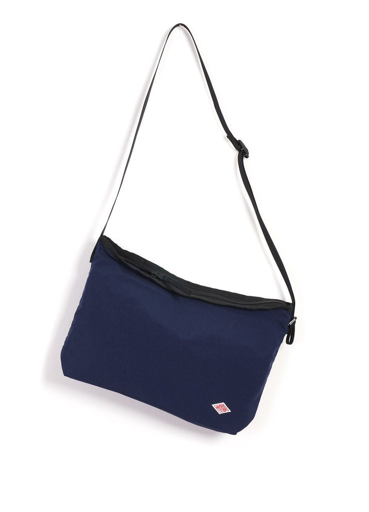 CROSS BODY BAG | Nylon | Navy -Danton- HANSEN Garments