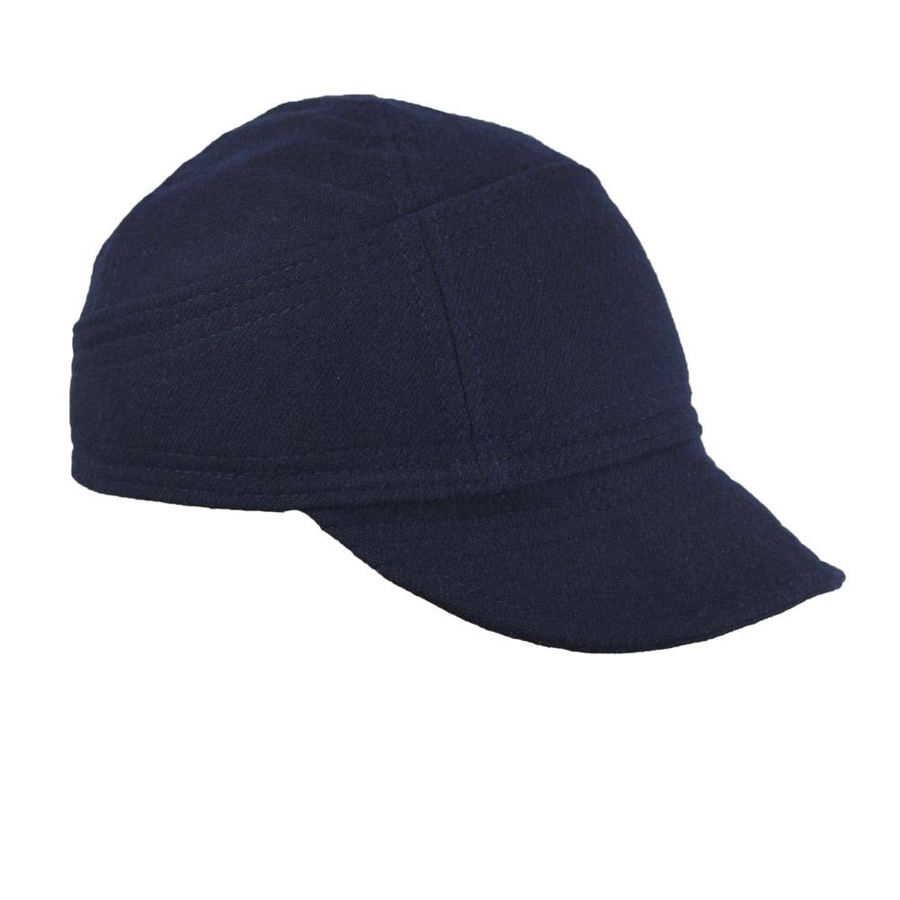 EJNAR | Mechanics Cap | Navy | €95 -HANSEN Garments- HANSEN Garments