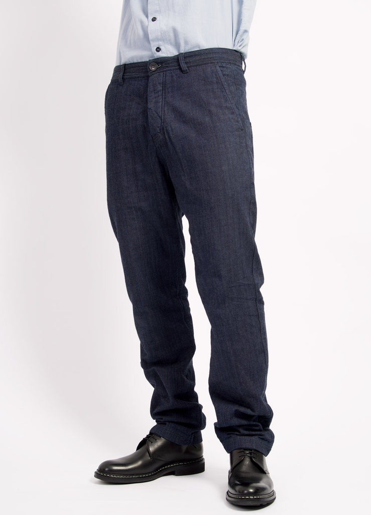EMIL | Work Trousers | Indigo I €240 -HANSEN Garments- HANSEN Garments