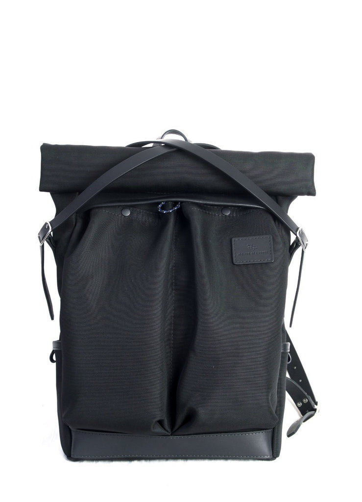 FLIGHT PACK | Back Pack | Black | €390 -ATELIER DE L'ARMÉE- HANSEN Garments