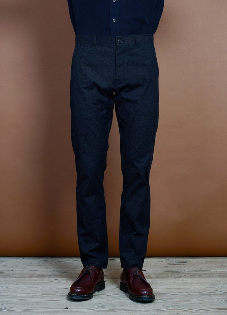 HANSEN Garments - FRED | Regular Fit Trousers | Fjord - HANSEN Garments
