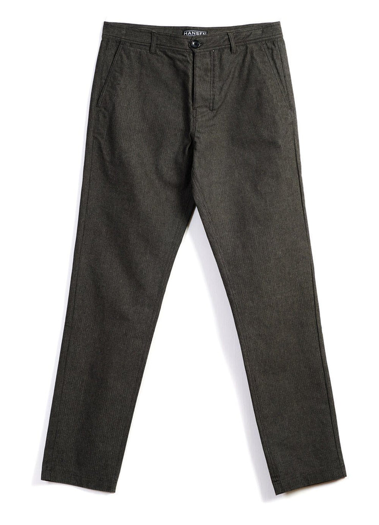 FRED | Regular Fit Trousers | Woods | €200 -HANSEN Garments- HANSEN Garments
