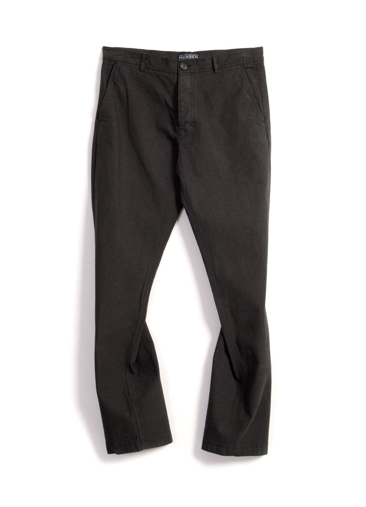 FRED | Regular Fit Work Trousers | Forest | €190 -HANSEN Garments- HANSEN Garments