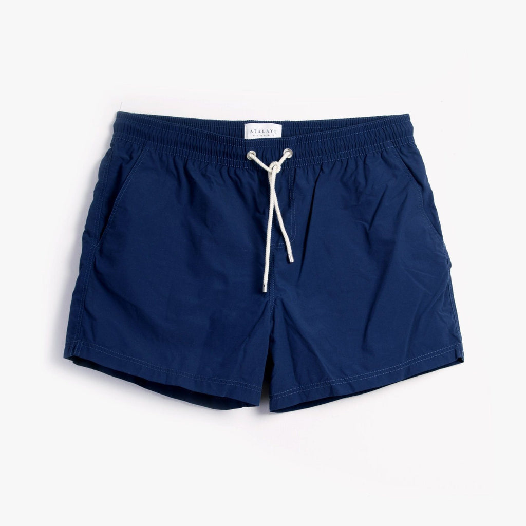 FRÉGATE | Swim Shorts | Marine Blue | €90 -Atalaye- HANSEN Garments