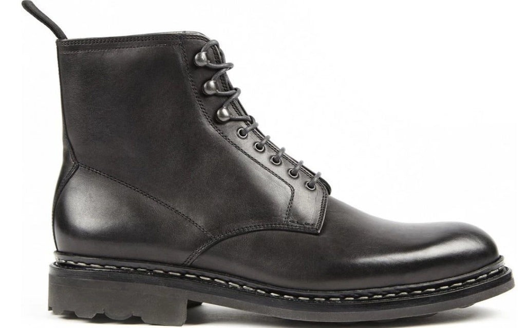 HETRE | Leather Boots | Black | €560 -Heschung- HANSEN Garments