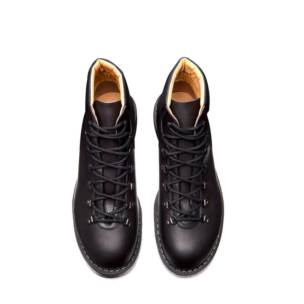 HIKER BOOT | Urban Hiker | Black | €215 -Solovair- HANSEN Garments