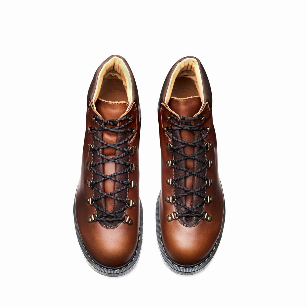 HIKER BOOT | Urban Hiker | Brown | €215 -Solovair- HANSEN Garments