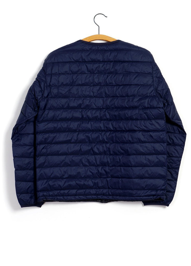 DANTON - INNER DOWN JACKET | Navy - HANSEN Garments