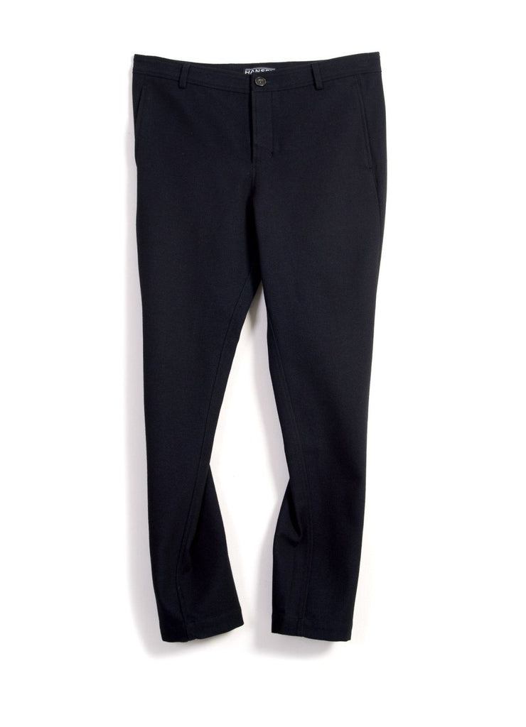 IVAN | Slim Fit Trousers | Deep Indigo | €265 -HANSEN Garments- HANSEN Garments