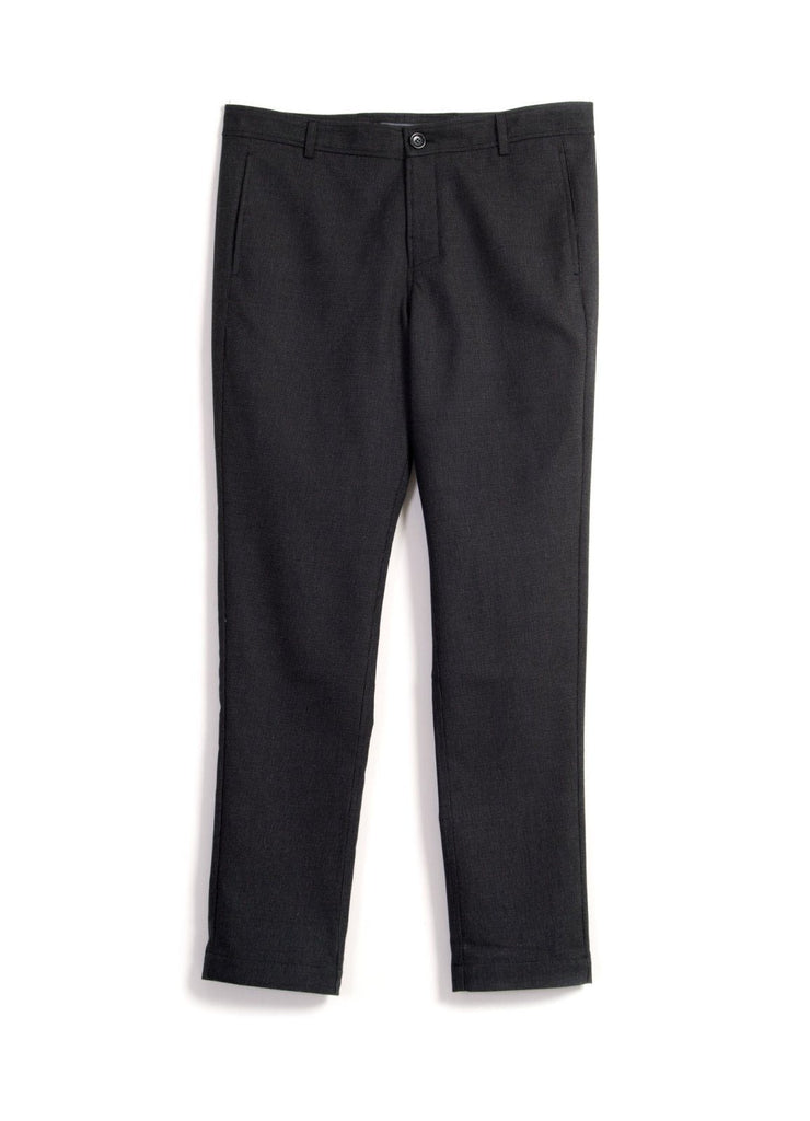 IVAN | Slim Fit Trousers | Slate | €255 -HANSEN Garments- HANSEN Garments