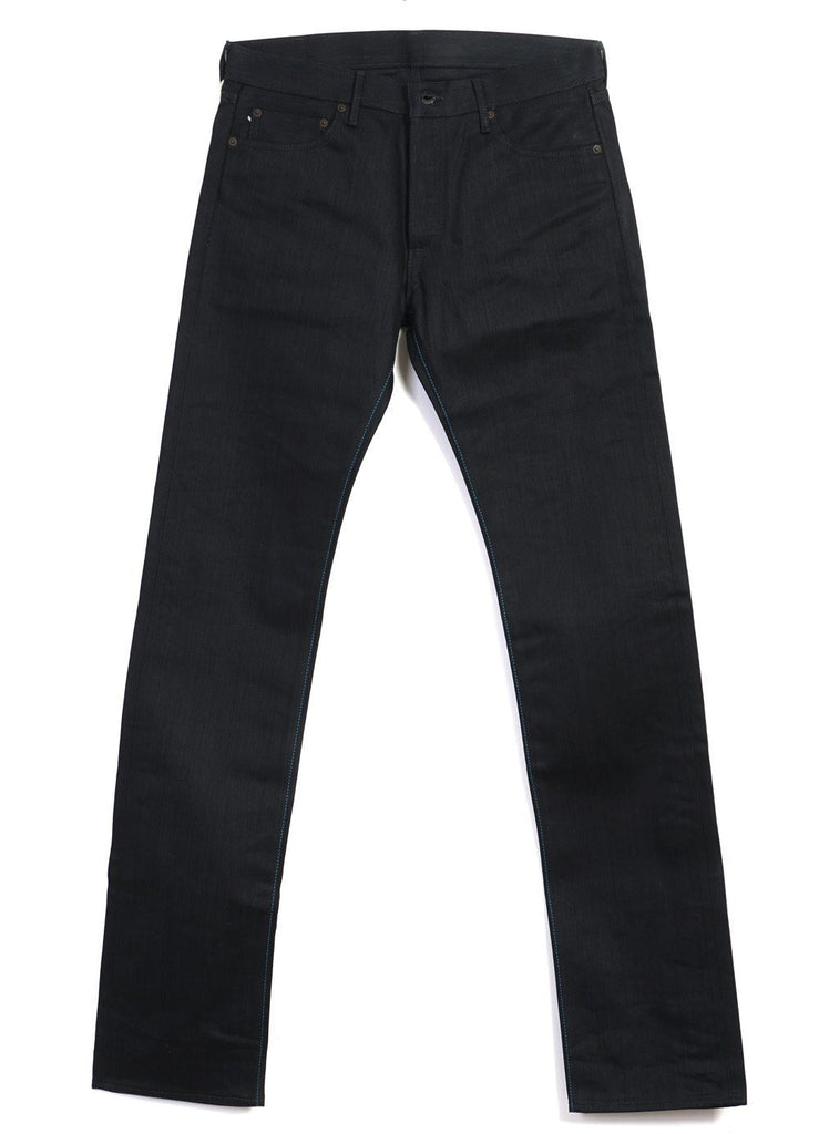 JAPAN BLUE - JAPAN BLUE | Tight Straight Denim I Black - HANSEN Garments