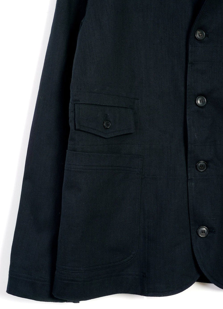 HANSEN Garments - JASPER | Casual Everyday Jacket Blazer | Navy - HANSEN Garments