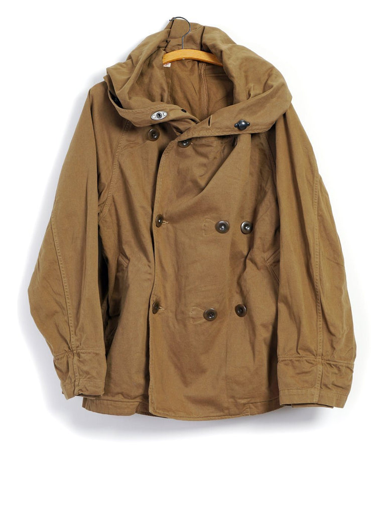 Kapital - Katsuragi TRI-P | Cotton Coat | Gold - HANSEN Garments