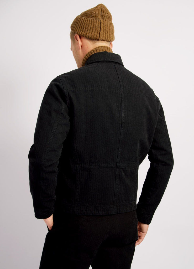 LAUST | Work Jacket | Black | €265 -HANSEN Garments- HANSEN Garments