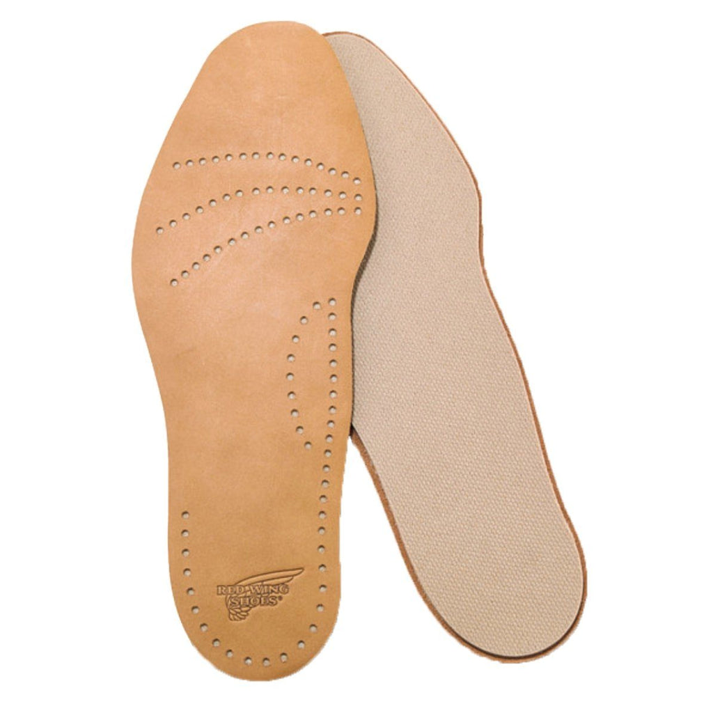 RED WING - LEATHER FOOTBED | Insole - HANSEN Garments