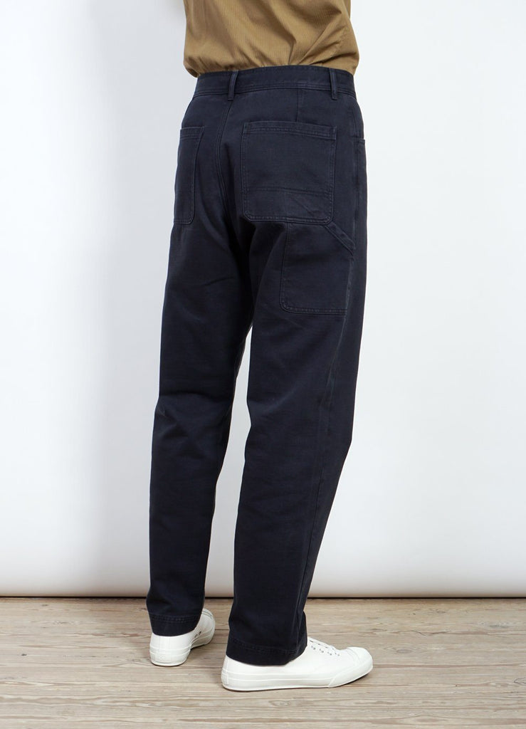 LENNART | Casual Work Trousers | Work Blue -HANSEN Garments- HANSEN Garments
