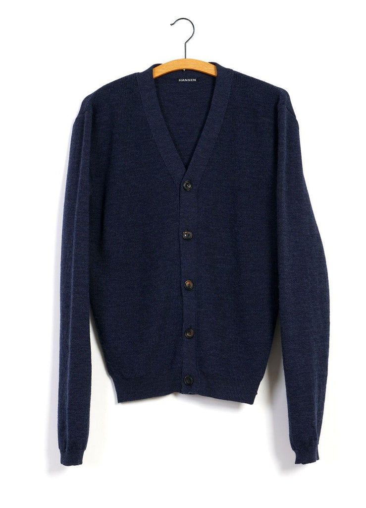 HANSEN Garments - LEON | Knitted Cardigan | Bluemele - HANSEN Garments