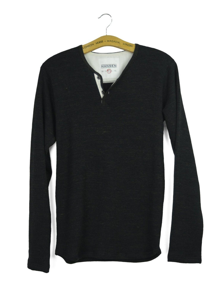 Mikkel Henley | Black | EUR €120 -HANSEN Garments- HANSEN Garments