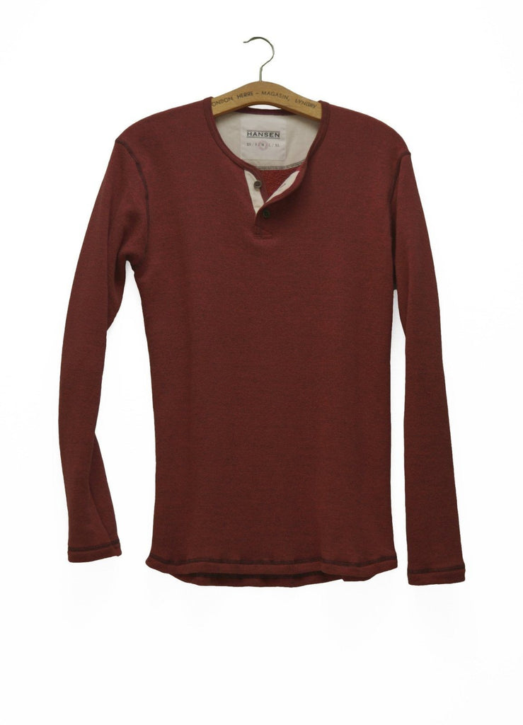 Mikkel Henley | Red | EUR €120 -HANSEN Garments- HANSEN Garments