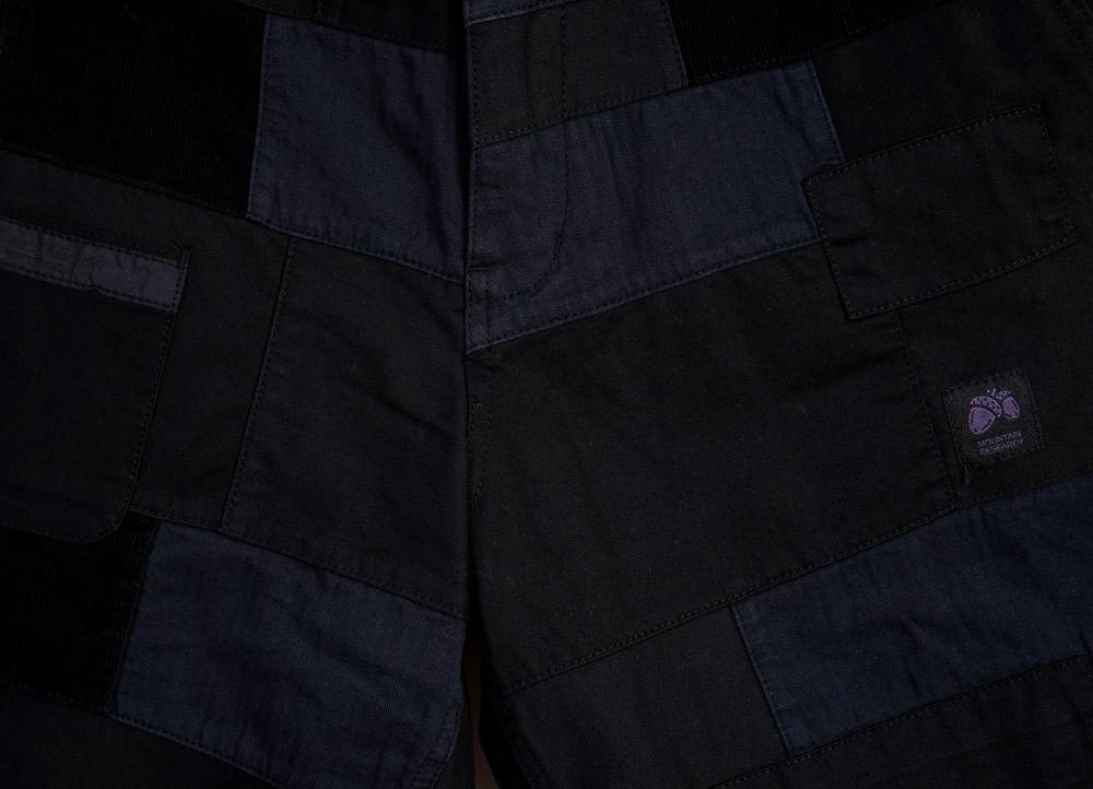 PATCHED SHORTS | Traditional Japanese Boro | Various Blue | €375 -MOUNTAIN RESEARCH- HANSEN Garments