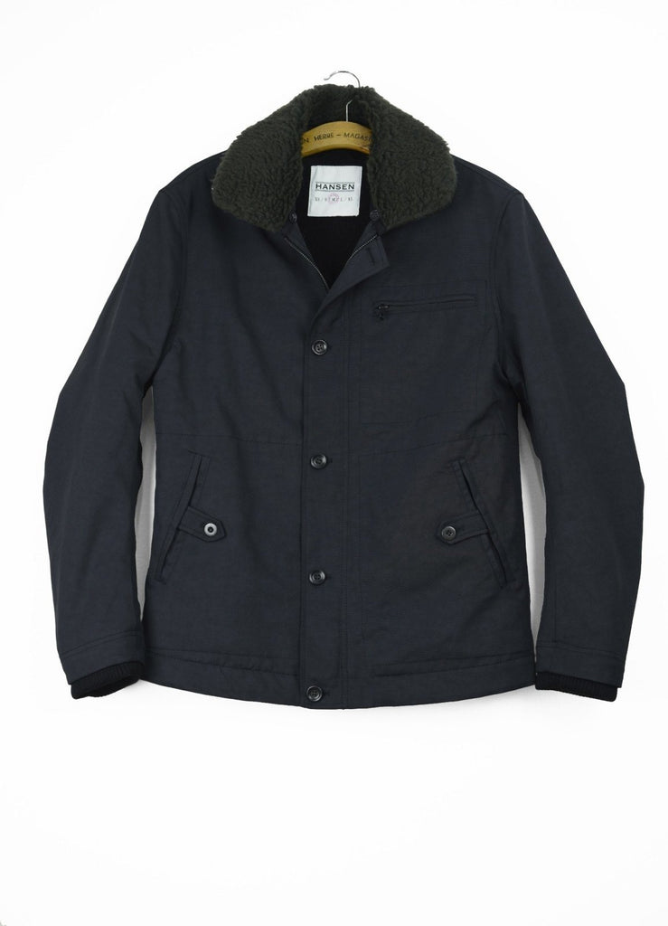 Paul Jacket | Black | EUR €480 -HANSEN Garments- HANSEN Garments