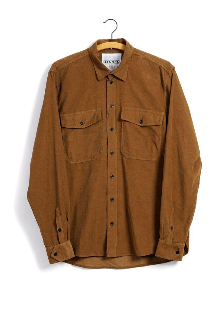 HANSEN Garments - ROY | Casual Everyday Shirt | Impala - HANSEN Garments