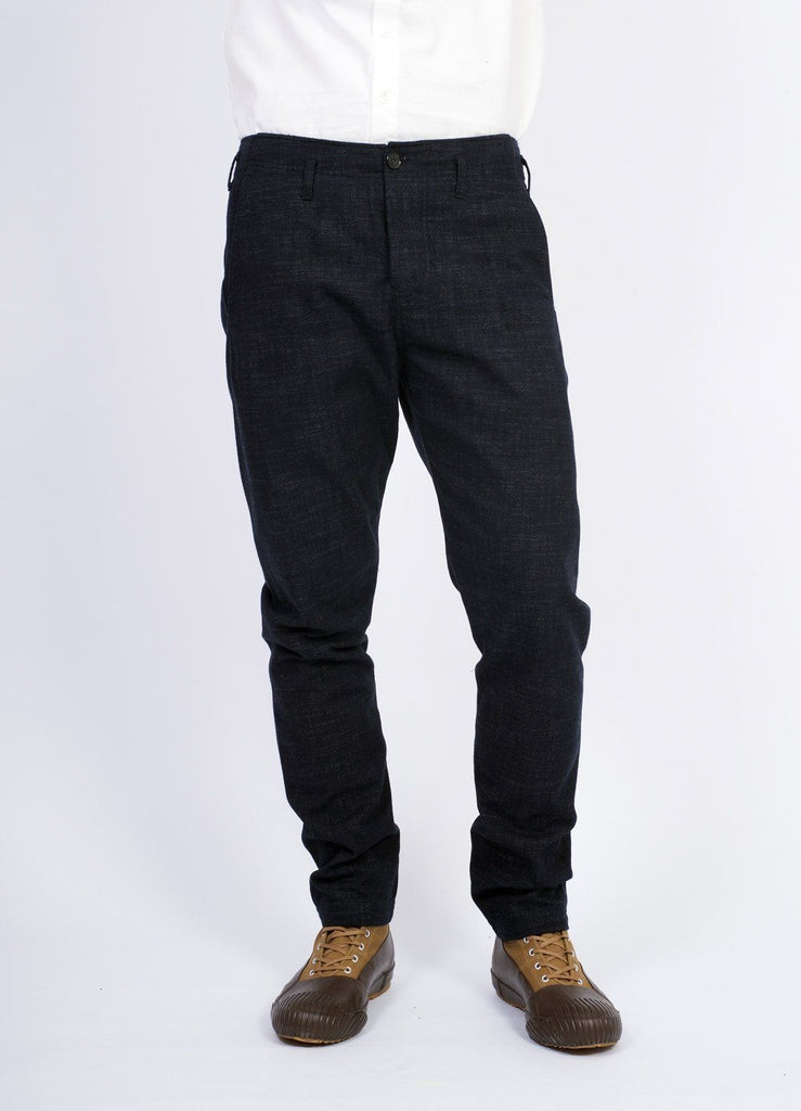 SVENNING | Slim Fit Trousers | Night | €240 -HANSEN Garments- HANSEN Garments