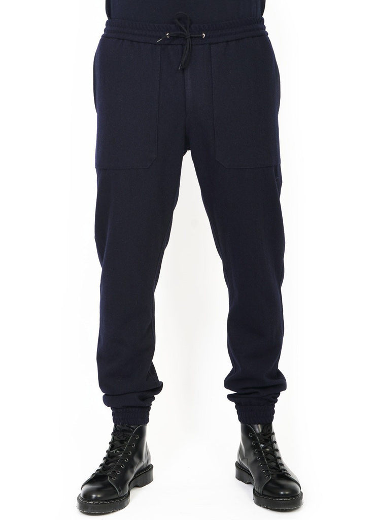 TEODOR | Sporty Winter Trousers | Navy | €200 -HANSEN Garments- HANSEN Garments